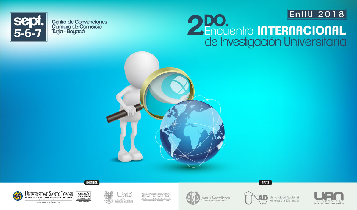 2do. Encuentro Internacional de Investigación Universitaria