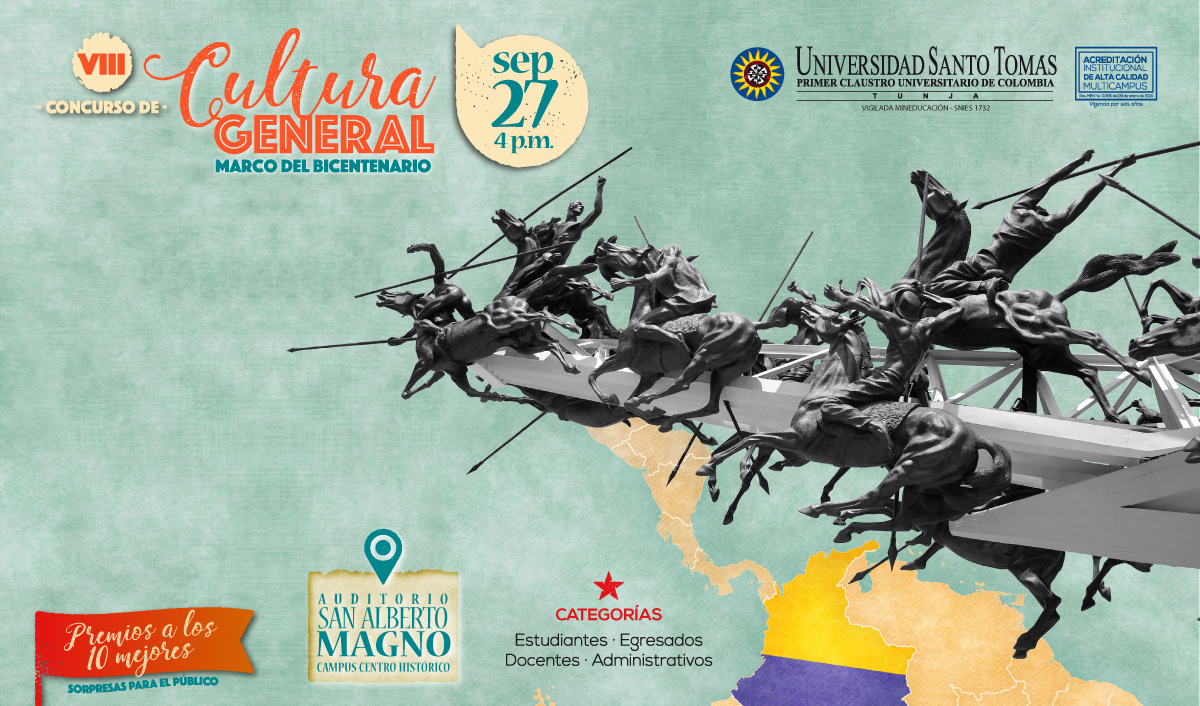 VIII General Culture Contest - Bicentennial Framework