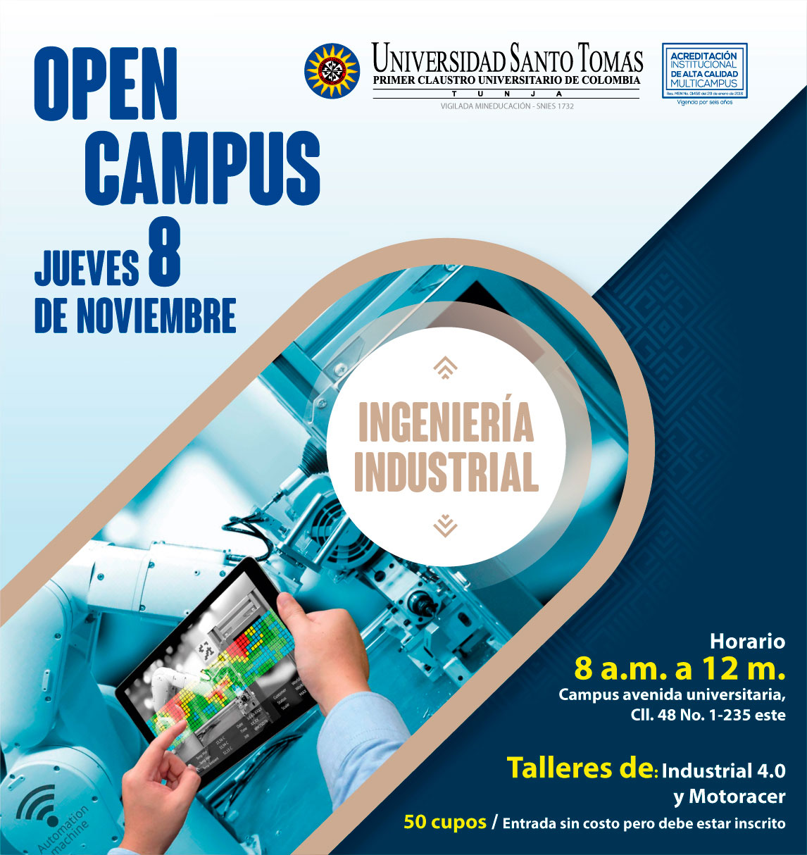 open campus ingenieria
