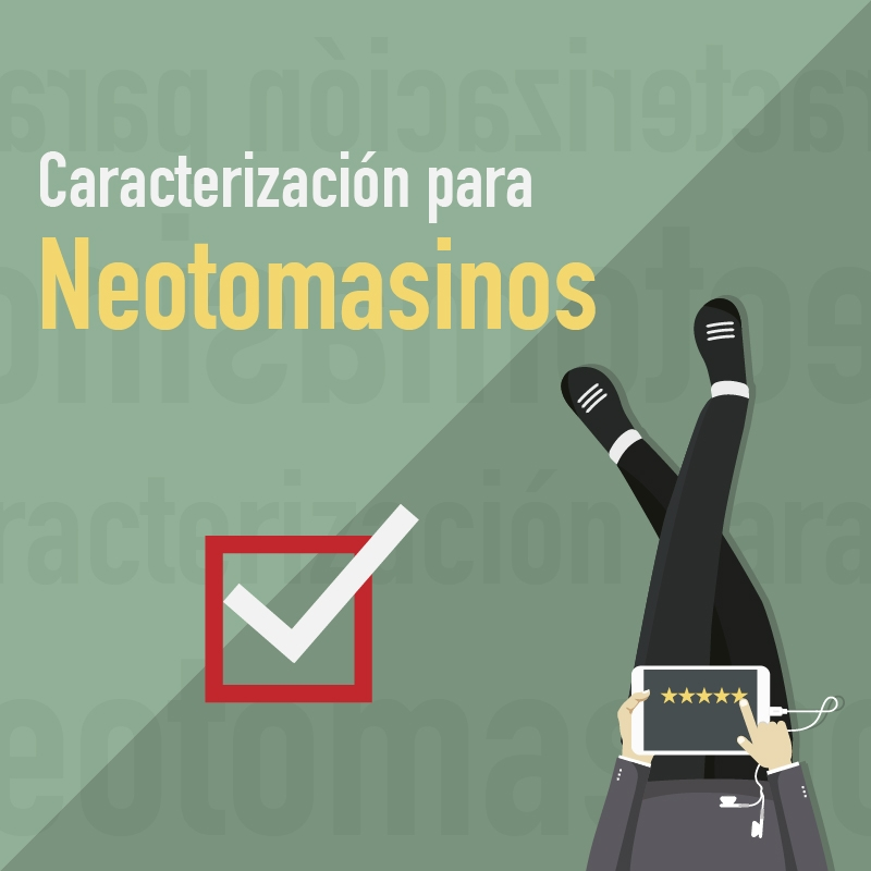 Instrumento de Caracterización de Neotomasinos pregrado Tunja
