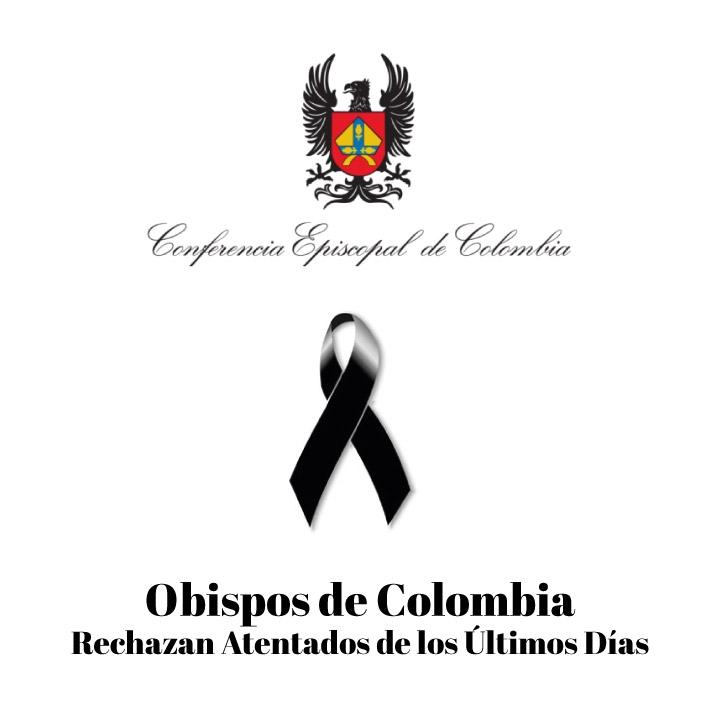 Колумбийские епископы отклоняют нападения последних дней