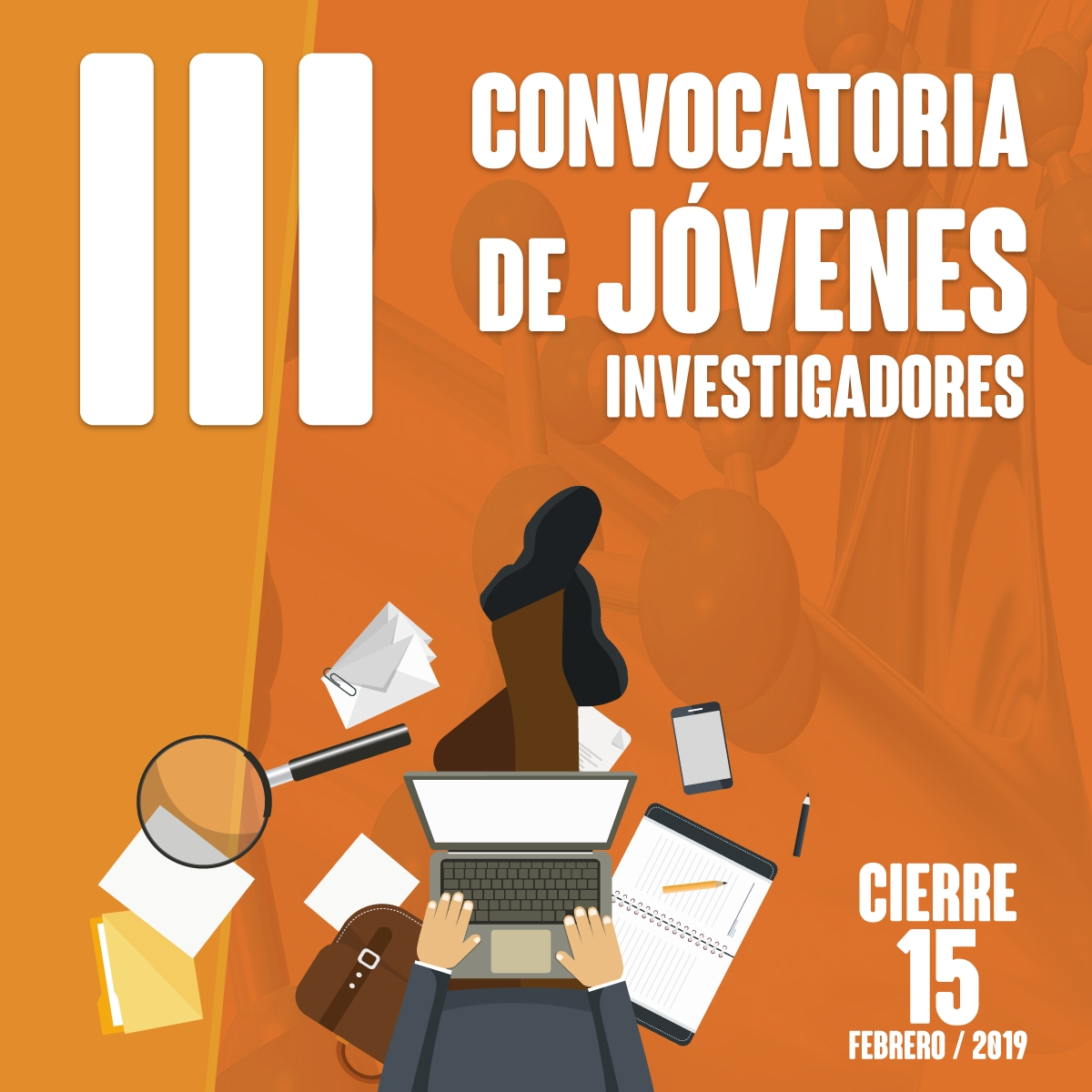 III Internal Convocation of Young Investigators 2019