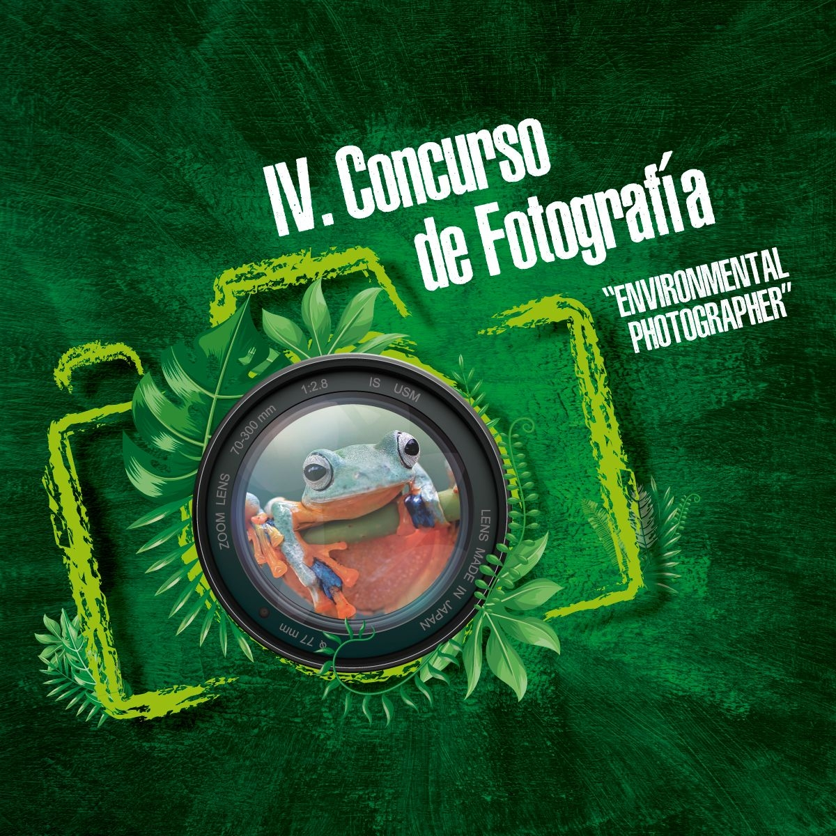 "IV Concurso de Fotografía ""Environmental Photographer"" Universidad Santo Tomás Tunja Facultad de Ingeniería Ambiental"