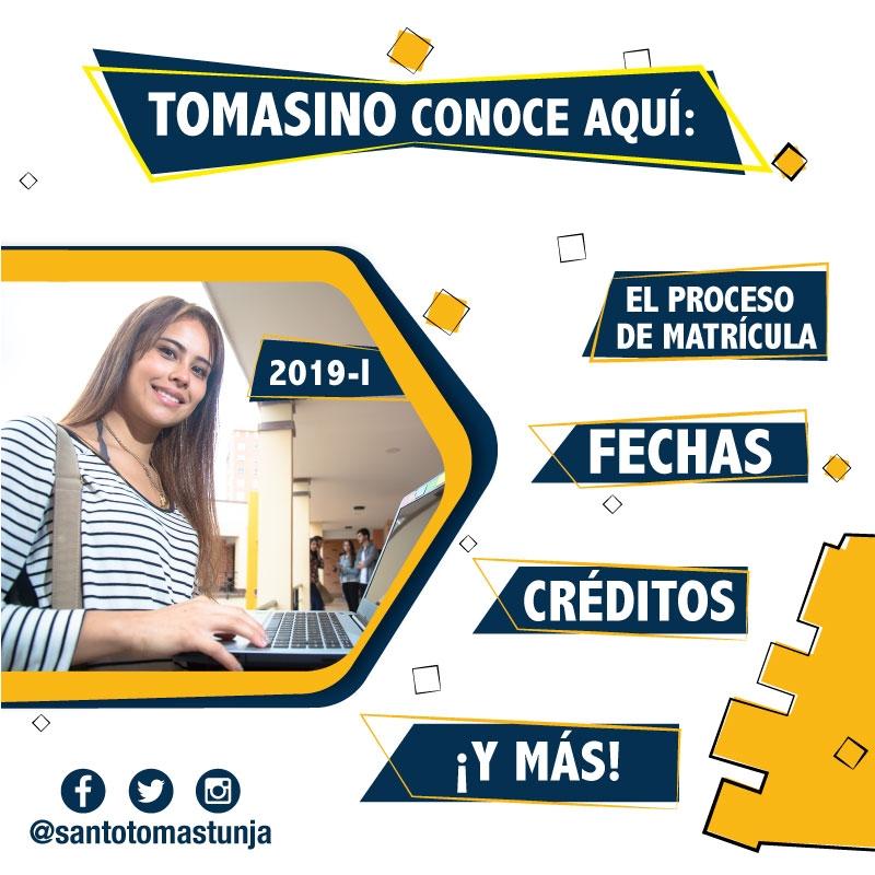 Proceso de Matrícula Segundo Semestre Académico 2018 Pregrado