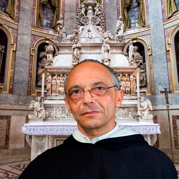 La santidad de Domingo, luz para la Orden de Predicadores