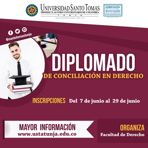 Diploma of Conciliation in Law