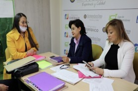 Legal office will be present in the municipality of ...