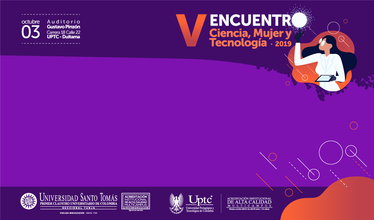 V Meeting of Science, Women and Technology version 2019
