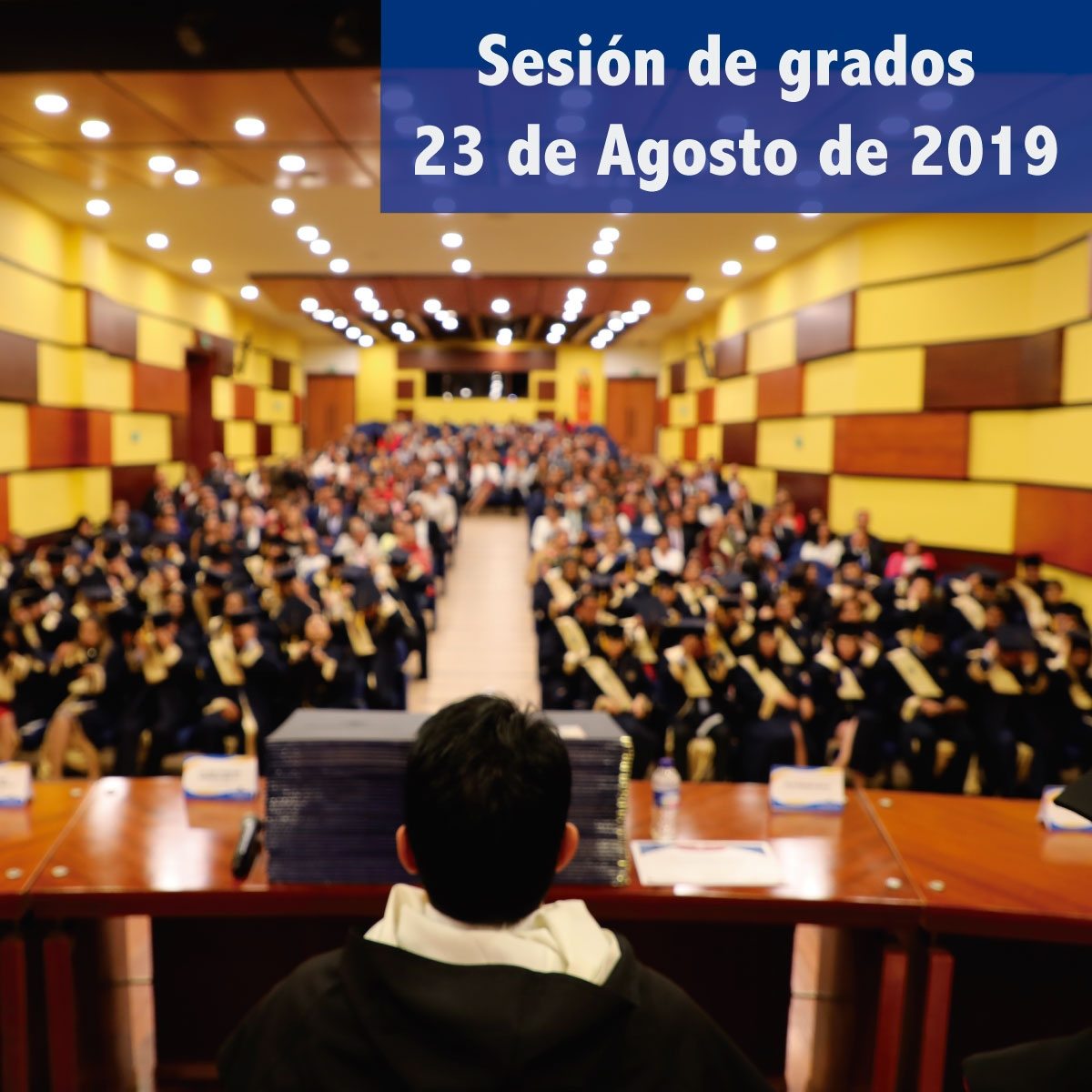 August 23 Grade Session of 2019 - List of Graduates